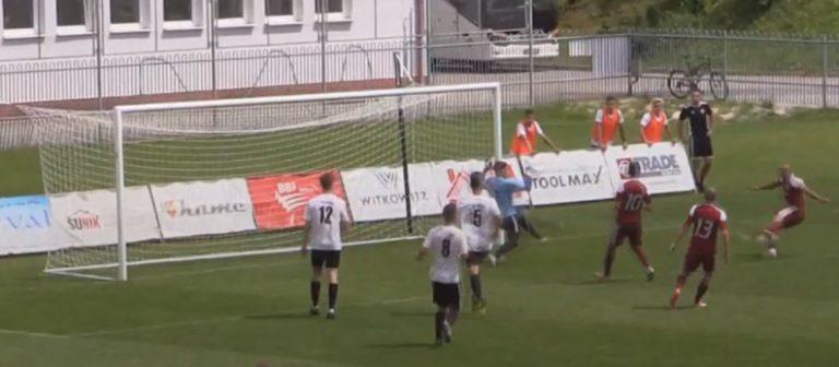 Így kapott tíz gólt Szlovákiában az SBTC