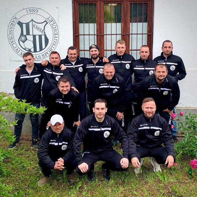 Tíz gólt szerezve győzte le a Mihálygerge U19-et a Karancsalja