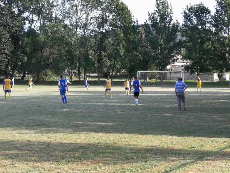 Tízgólos gyakorló mérkőzésen ikszelt Felsőtoldon az Ecseg