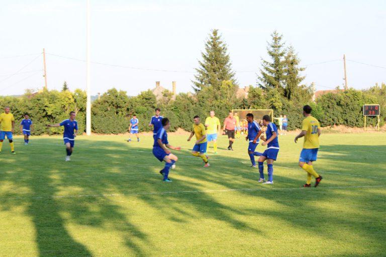Szomszédját elverve jutott a kupa második körébe a Szécsény