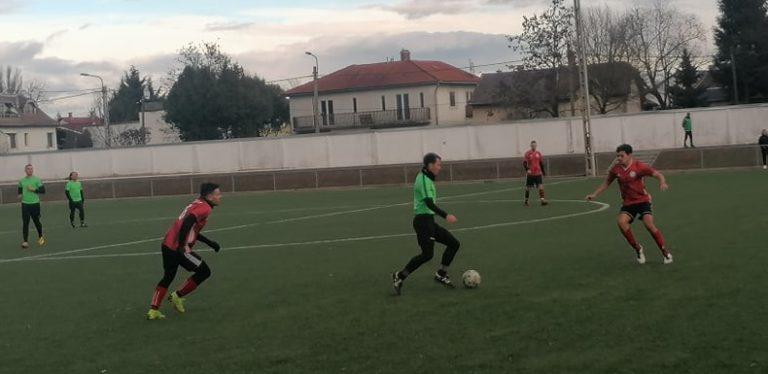 Szombati edzőmérkőzés eredmények